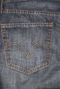 NWT MENS LEVIS 527 BOOT CUT JEANS SIZE 32X30 #494