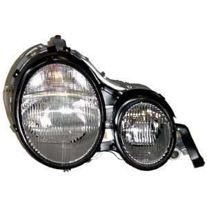 OE Replacement Mercedes Benz Passenger Side Headlight