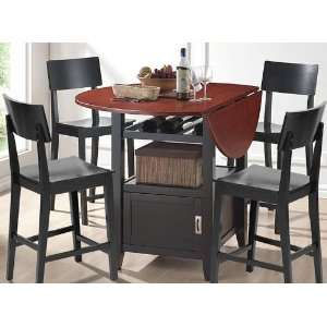 Dayton 5 Pc Pub Table Set by Wholesale Interiors