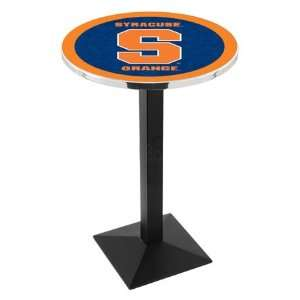 36 Syracuse Counter Height Pub Table   Square Base