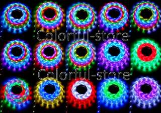 Dream Color RGB 5M 5050 Flash LED Strip Light 94 chang