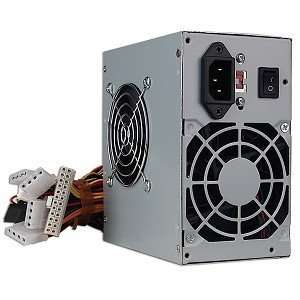 A Power 450W 20+4 pin Dual Fan ATX PSU w/SATA Electronics