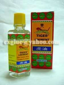 TigerBalm liniment medicated oil rot muscles essential products uses