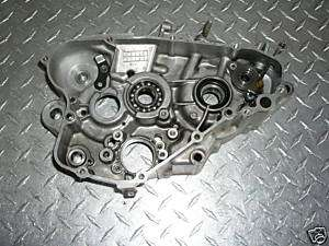 RM125 SUZUKI 1991 RM 125 91 ENGINE CASE RIGHT