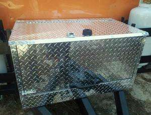 Portable Aluminum Generator Boxes Custom Built