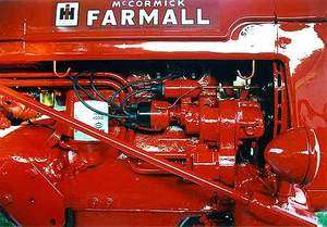 FARMALL 4 CYL. GAS ENGINE OVERHAUL KIT C113 CID A B BN C SUPER A 22 76
