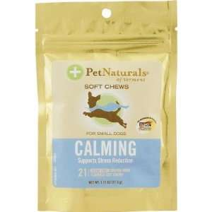 Pet Naturals  Calming, Small Dog, 21 softchews Pet