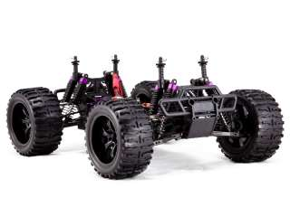 Brushed Electric RC 1/10 Scale Monster Truck Volcano EPX Black/Blue