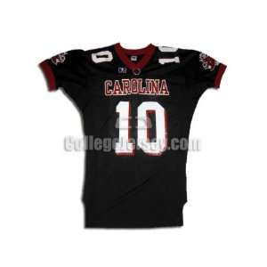 Game Used South Carolina Gamecocks Jersey