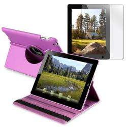 Case/ Anti glare Screen Protector for Apple iPad 2