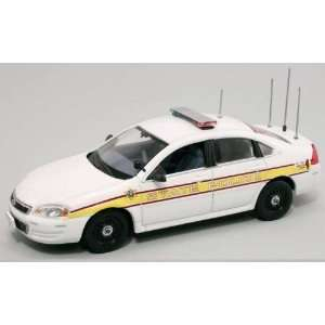 First Response 1/43 Illinois State Police Chevy Impala  Toys & Games