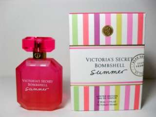 Victorias Secret BOMBSHELL SUMMER Perfume *LIMITED ED.* 1.7 oz New in