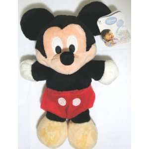 Disney Baby Mickey Mouse 10 inch Plush soft cuddly Toys & Games