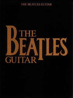 THE BEATLES GUITAR Song Book, 52 Favorites, Lead/Rhythm