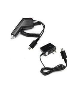 QUALITY AC&DC USB CAR & WALL CHARGER ADAPTERS FOR ALL GARMIN NUVI GPS