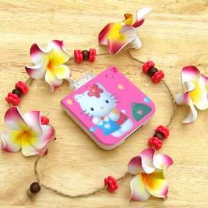 hello kitty lovely pink portable mobile charger for iphone