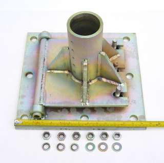 74.5mm Pole Mounting System for Wind Turbine /generator