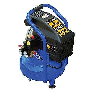 Wen 5 Gallon 2HP Pancake Tank Air Compressor