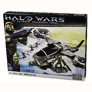 Halo Wars Hornet Playset  Mega Bloks Toys & Games Blocks & Building