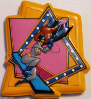 BATGIRL Super Hero Party Supplies ~ CAKE TOPPER HTF