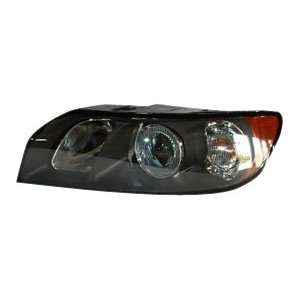 TYC 20 6858 00 Volvo S 40 Driver Side Headlight Assembly