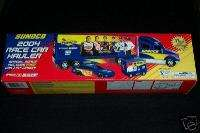 SUNOCO 2004 RACE CAR HAULER  NASCAR  (NEW IN BOX)