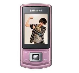 NEW UNLOCKED SAMSUNG S3500 GSM MOBILE CELL PHONE PINK