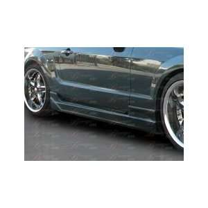 Racing 05 09 Ford Mustang Stallion 2 Side Skirts (Pair) Automotive