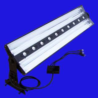 Coralvue 48x 6 T5 bulb with Blue LED Aquarium Light