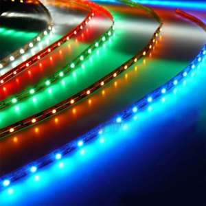 16.4ft 5m 150P SMD LED RGB 5050 Flexible Strip SMD IR Remote US seller