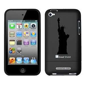 Statue of Liberty New York on iPod Touch 4g Greatshield