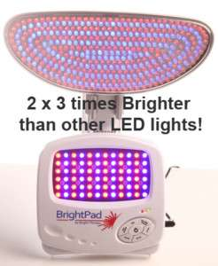 High Power Blue LED Acne Light, Red Infrared Acne Skin
