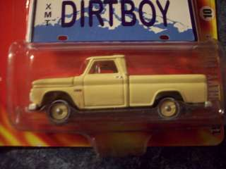 Johnny Lightning 164 1965 Chevy Chevrolet Pickup truck Washington