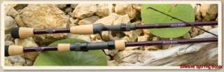ST. CROIX MOJO BASS MBC66MHF 66 MEDIUM HEAVY BAITCAST ROD