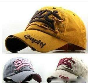 Korean Style Fashion Casual Bat Baseball Cap Hat Women/Men Unisex 8