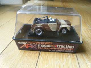VINTAGE AURORA AFX 1973 VW THING ROADSTER NEW BANDED NO 1936 MINT