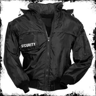 SURPLUS TACTICAL SECURITY VEST MENS HOODED JACKET GILET with FLEECE