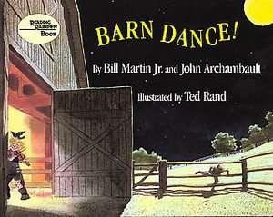 Barn Dance by Bill Martin and John Archambault 1988, Paperback