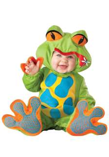 Home Theme Halloween Costumes Animal & Bug Costumes Frog Costumes Baby