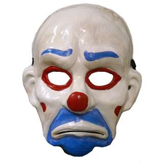 Batman Dark Knight Child Joker Clown Mask   Includes Mask. Available