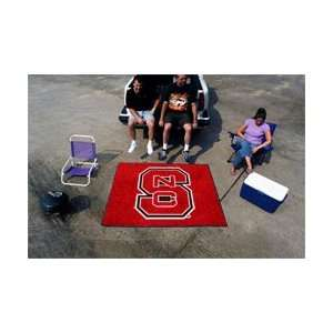 North Carolina State Wolfpack NCAA Tailgater Floor Mat (5