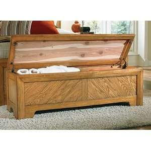 American Woodcrafters Casual Home Cedar Chest Furniture & Decor