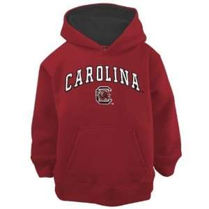 South Carolina Gamecocks Garnet Preschool Varsity Hoody Sweatshirt