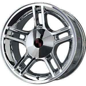 Replica Alloys Harley Hauler Chrome Wheel (20x9/5x135mm