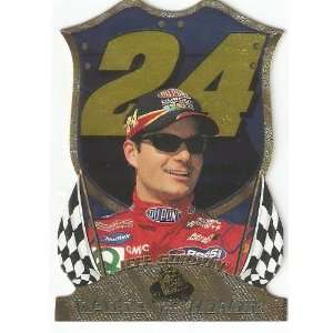 1999 Press Pass Premium Badge of Honor BH10 Jeff Gordon (NASCAR Racing