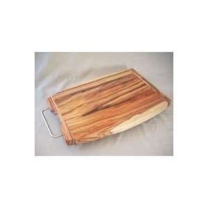 wood 5007 Large Single Stainless Steel Handle Board