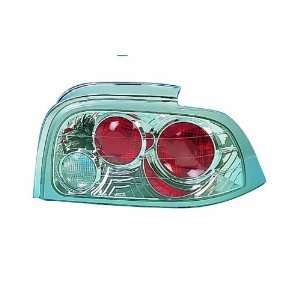 94 95 Ford Mustang Chrome Altezza Euro Tail Lights