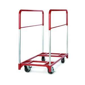 Raymond 3771 Steel Narrow Round Folding Table Mover with 5 x 2