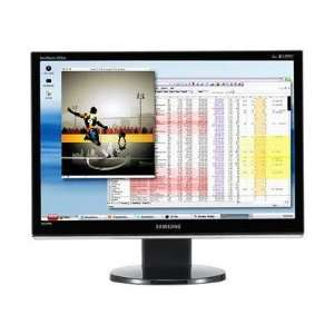 Samsung 2493HM 24 Wide Screen LCD Monitor Electronics