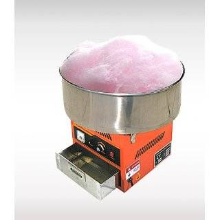 Commercial Electric Cotton Candy Machine Floss Maker Party Store Booth